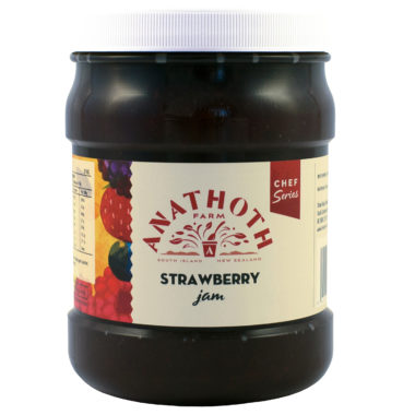 Anathoth Farm Chef Series Strawberry Jam 1.25kg