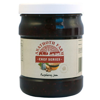 Anathoth Farm Chef Series Raspberry Jam 1.25kg