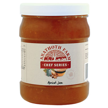 Anathoth Farm Chef Series Apricot Jam