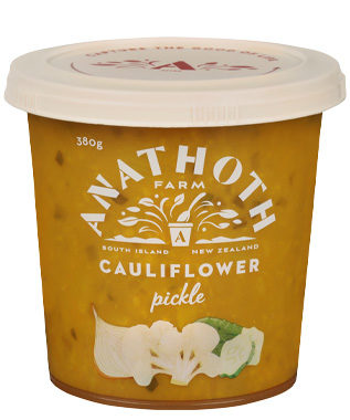 Anathoth Farm Cauliflower Pickle