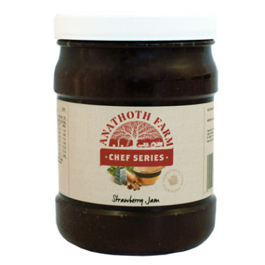 Anathtoh Farm Chef Series Strawberry Jam 1.25kg