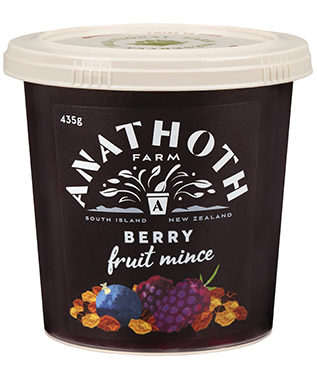 Anathoth Farm Berry Fruit Mince