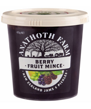 Berry Fruit Mince