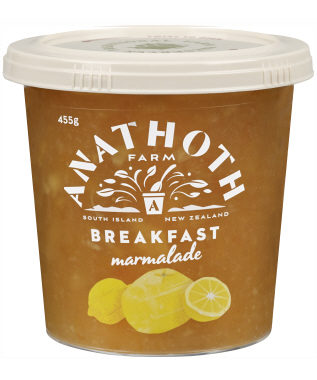Anathoth Farm Breakfast Marmalade