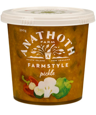 Anathoth Farm Farmstyle Pickle
