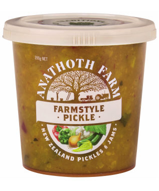 Farmstyle Pickle