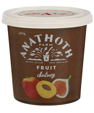 Anathoth Farm Fruit Chutney