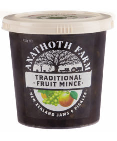 Traditional Fruit Mince