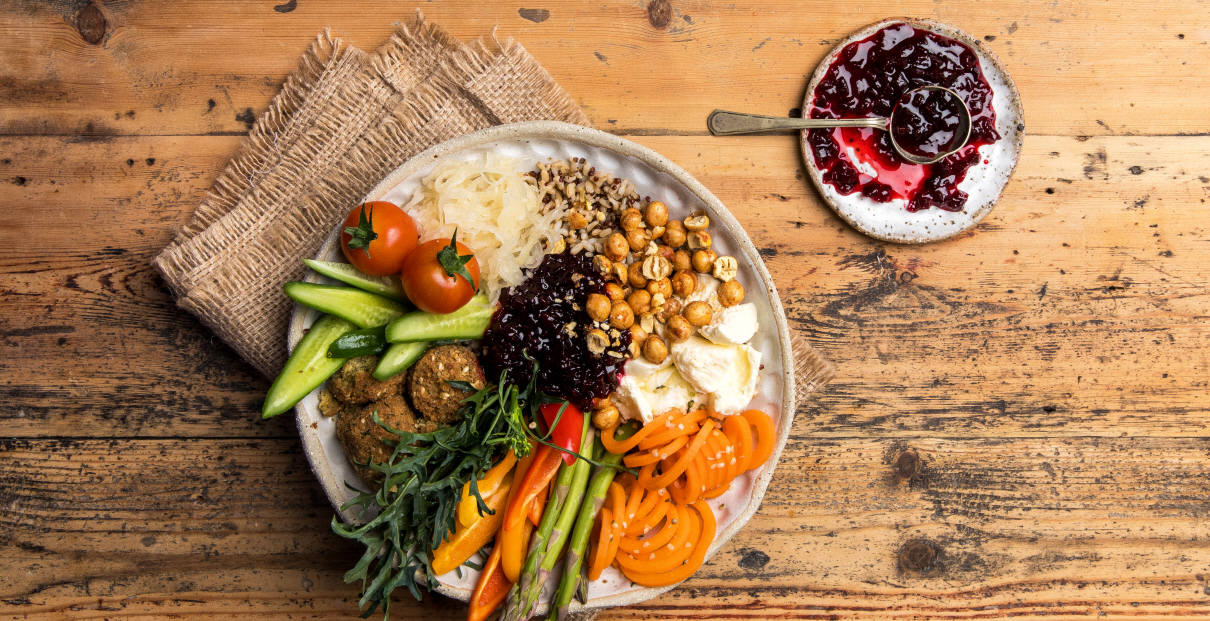 Beetroot Nourish Bowls