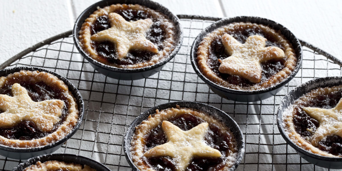 easy fruit mince tarts