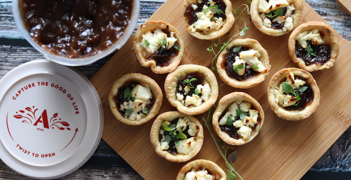 Savoury Mini Tartlets