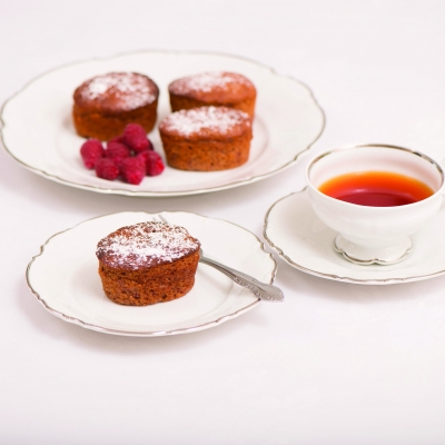 Raspberry Friands