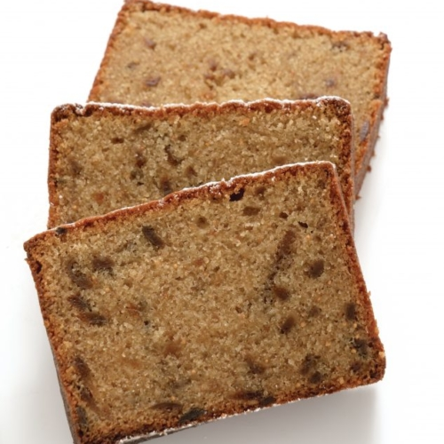 Scrumptious Fruit Loaf